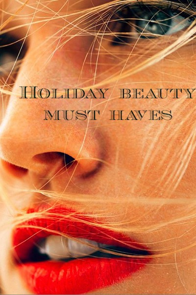 Holiday best beauty buys