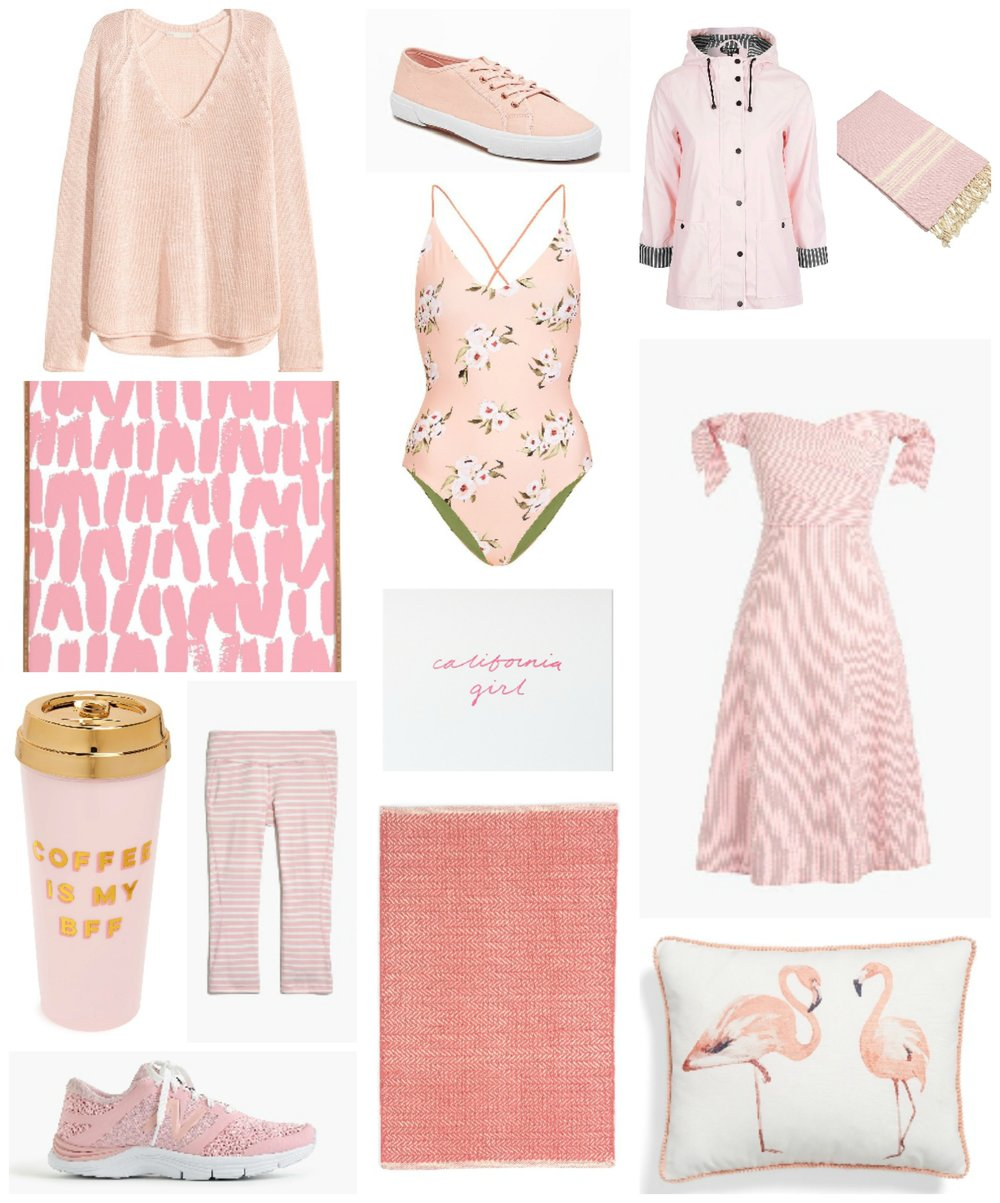 Pink Spring must have