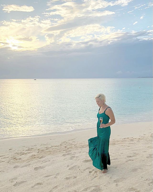 Dreamy island call for dreamy emerald dress! http://liketk.it/2vOdc #liketkit @liketoknow.it