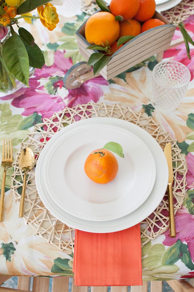 Citrus tables cape