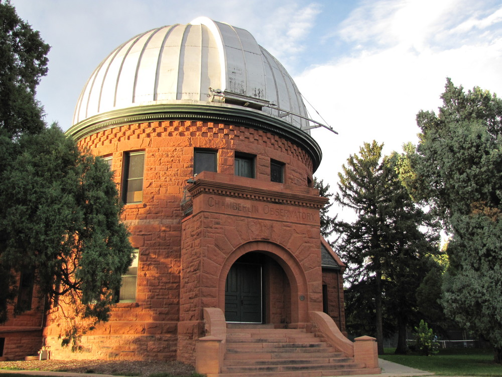 Easy access to DU, light rail, & I-25. Featuring the Chamberlin Observatory, home of the 1894 Alvan Clark-Saegmuller refracting telescope. One of Denver's highly sought out neighborhoods.