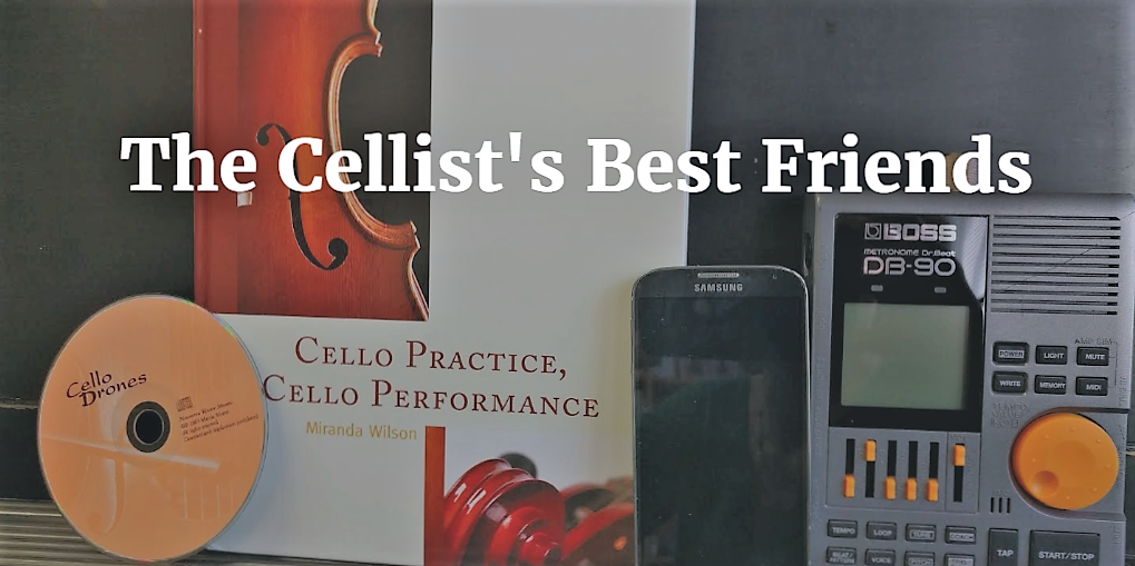 Being Better Than You Have To Be — Cello Practice, Cello