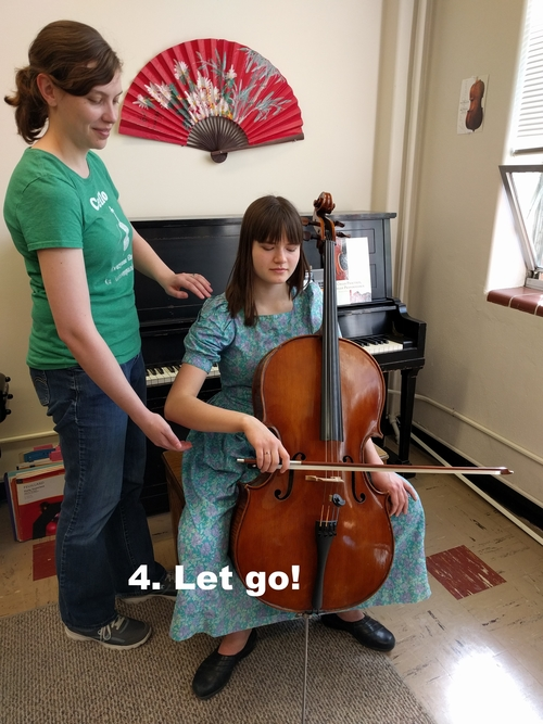 Arm Weight, What It Means, How To Use It — Cello Practice
