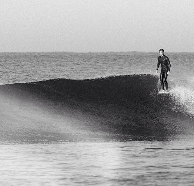 Surfer: Josh Edwards // Photographer: Brooks Sterling 3mm x 2mm ''Black beauty'' fullsuit 2016