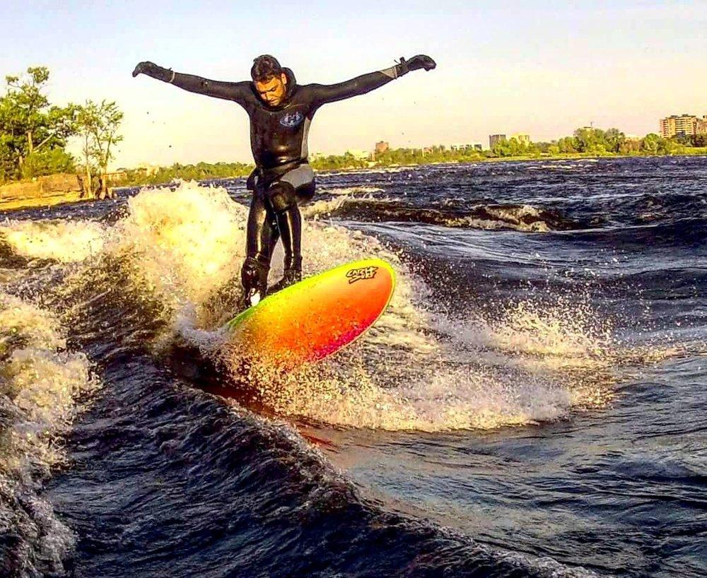 De retour à Sewer Wave avec Philippe Beaudin
