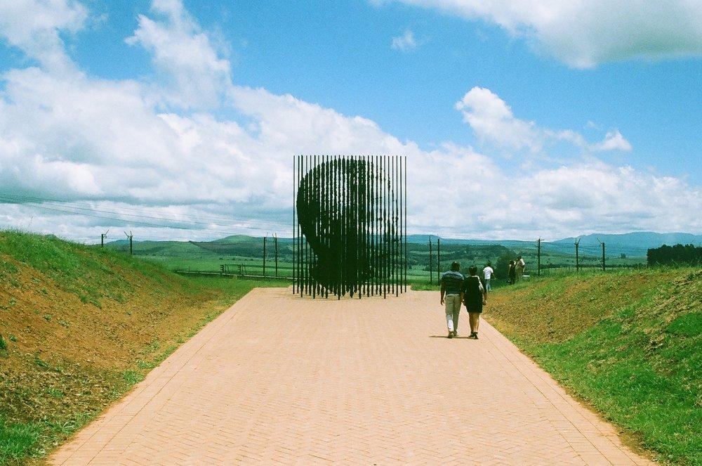 Nelson Mandela Capture Site.