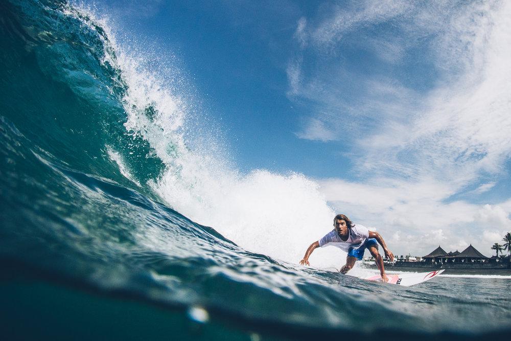 Surfer: Miguel Blanco