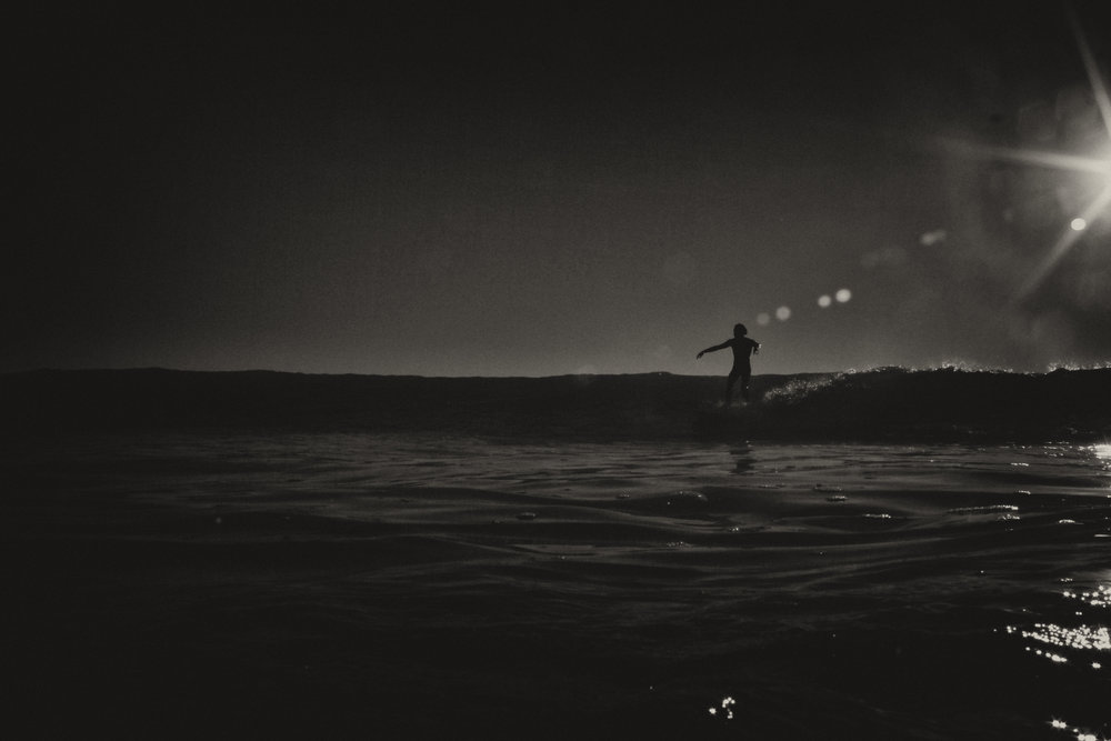 Nouvelle Aquitaine is pretty good in terms of waves - dreamy shot for Black Sun by Alex Peneau.
