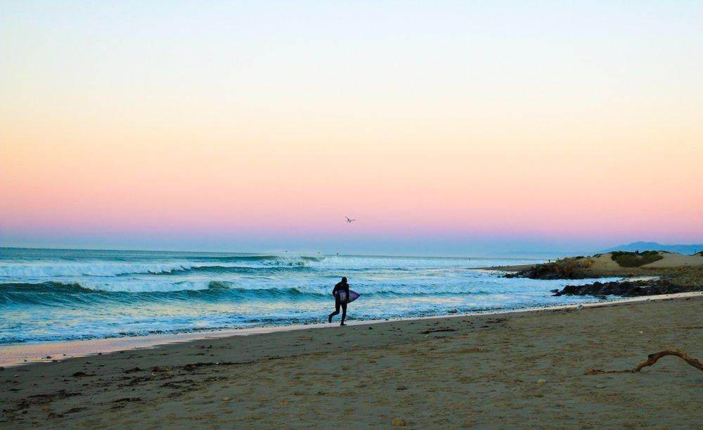 California at dawn - Stephen Jones for Nouvelle Vague