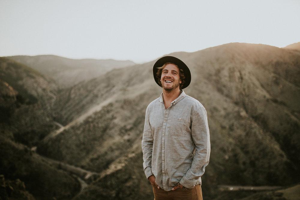 Surf Photographer Austin Mullen, California, USA.