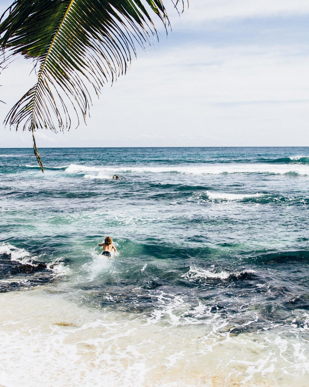 If Sri Lanka isn't your surf paradise, we don't know what's wrong with you. A typical beach view in Sri Lanka. Photo by Morgan Woods and Christian Quinlan