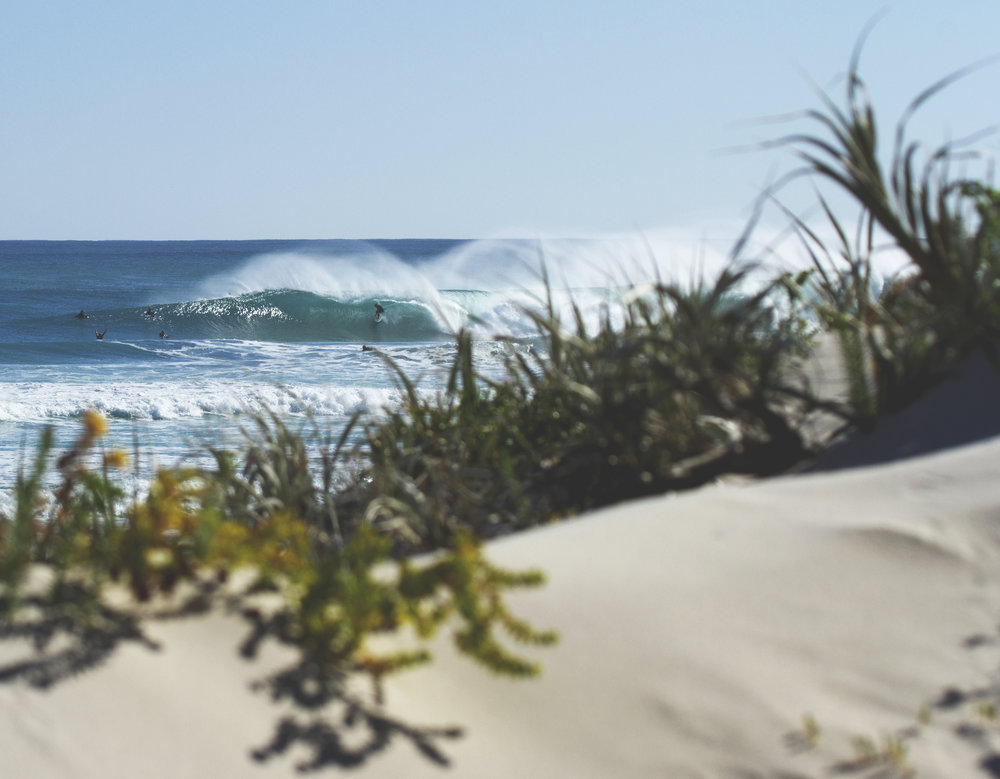 Another day in Western Australia with goofy surfer, Hugo Lefrappux, and photographer, Maxime Samson.
