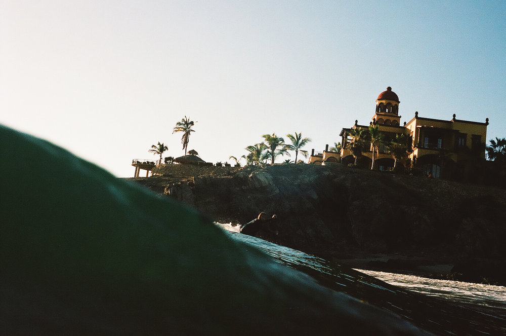 Were you dreaming of surfing in Mexico? Must be by now. Photographer: Maks Eidelson