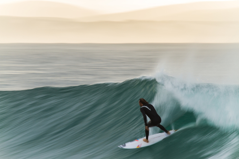 Surfing in South Africa isn't too bad with photographer Tyler Walker.