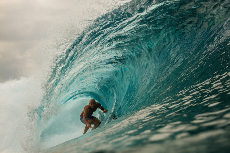 Ever ridden Pipeline before? You know what to expect, thanks to this picture from Tyler Walker.