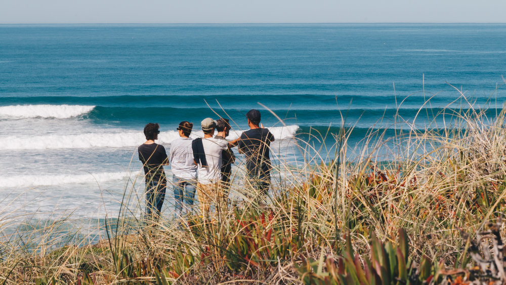 Copy of We can easily understand why Dan Costa has decided to stay in Portugal: it's a surf paradise! Photo by The Outside Crowd