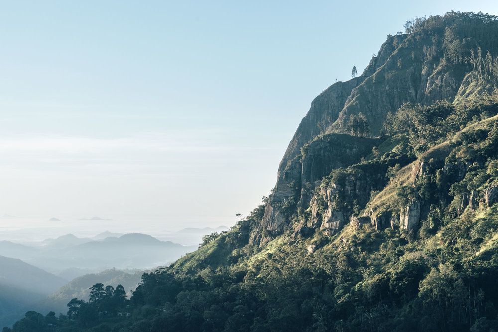 The wilderness of Sri Lanka and its mountains captured by Morgan Woods & Christian Quinlan