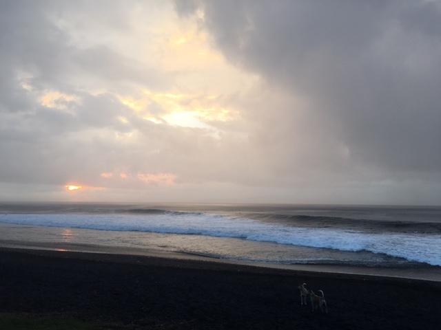 Sunrise session at Komune