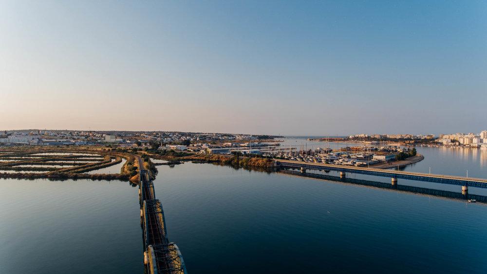 Portimão, Faro, Algarve, Southern Portugal. Photo by Hugo F Silva