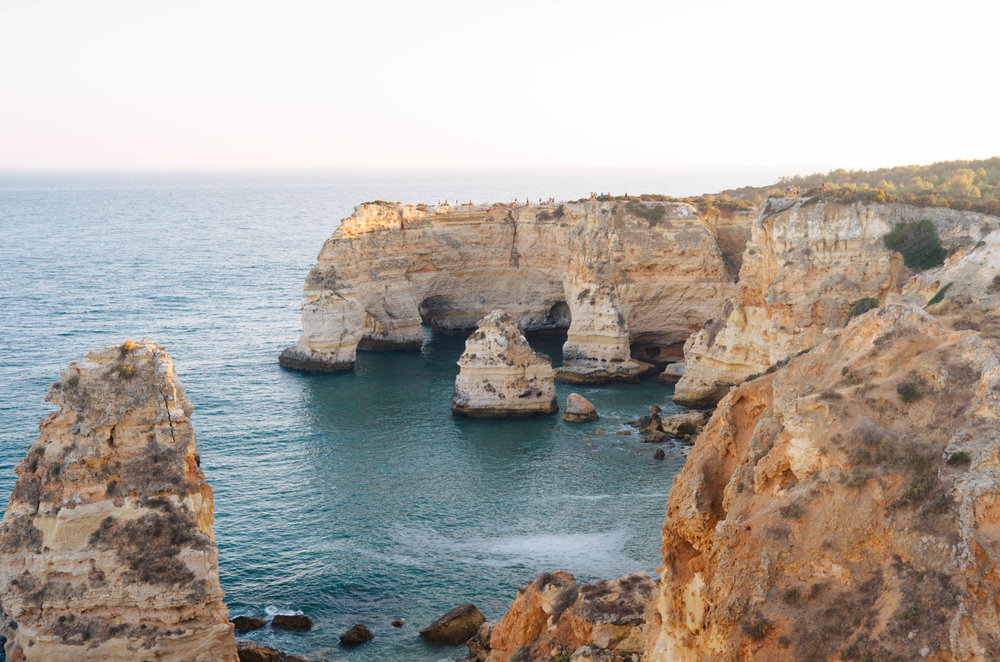 The perfect view in Algarve, Portugal. By Hugo F Silva