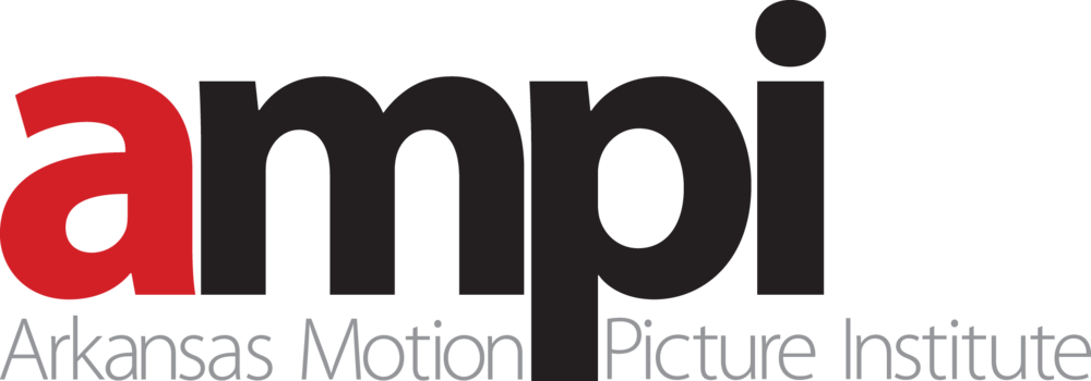 Arkansas Motion Picture Institute (AMPI) logo