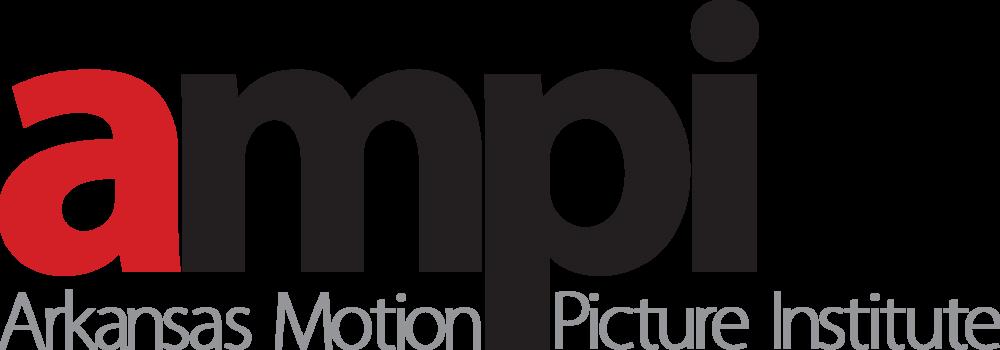 Arkansas Motion Picture Institute (AMPI) logo