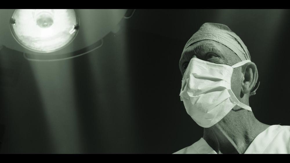 Michael Berryman in Cured
