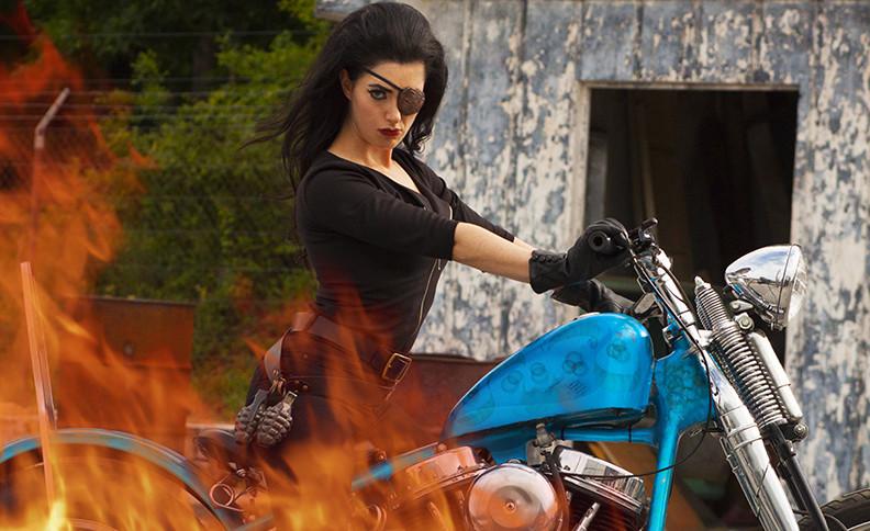 Frankenstein Created Bikers Film Still #1