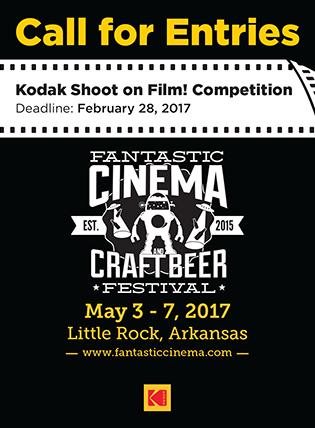 FCCB 2017 Kodak Shoot on Film