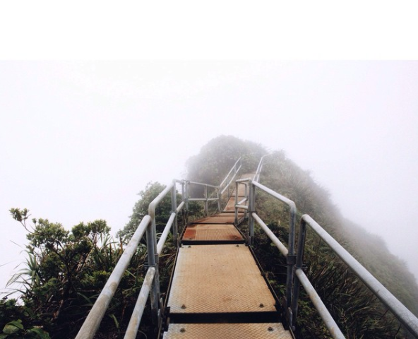 Haiku Stairs Hike