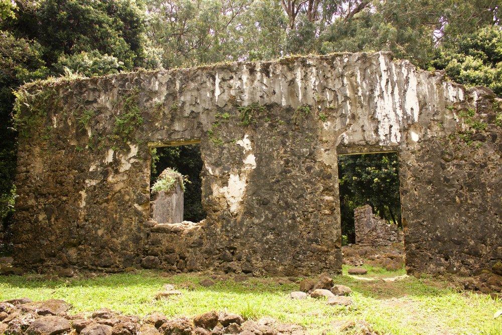 Kamehameha Summer Palace