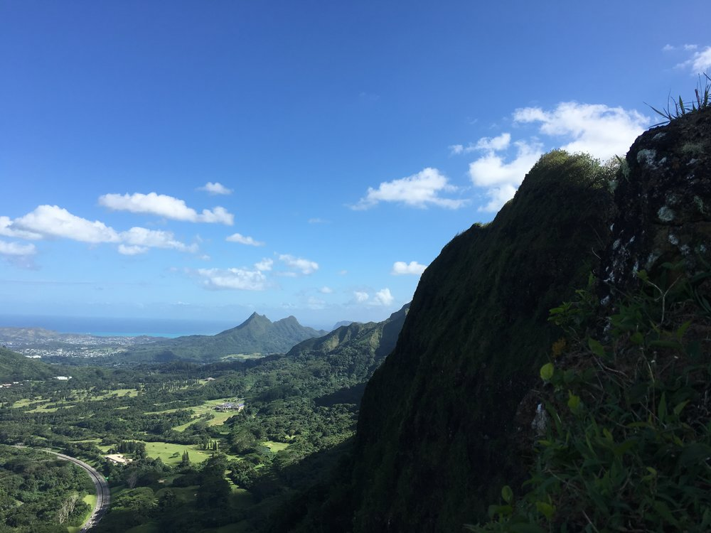Hiking Oahu