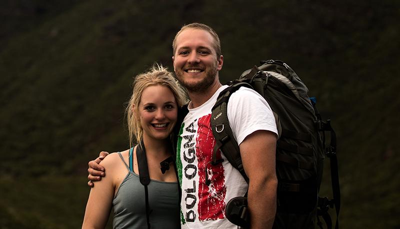 Evan and Vanessa