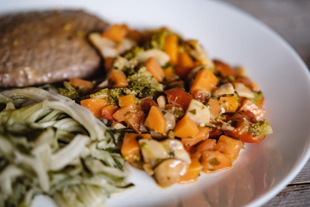 """Plats préparés - O-Food produit 4 plats préparés """"paléo"""" commercialisés dans les Deli Traiteur de Belgique …"""