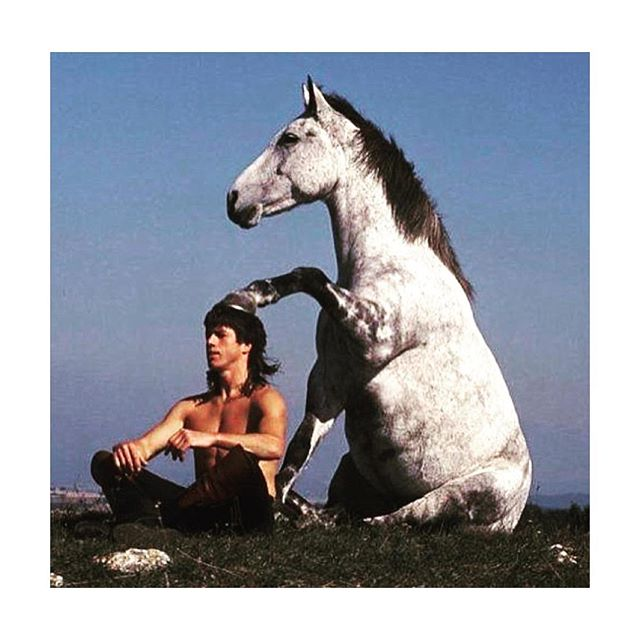 Just like this picture, our timetable is a little 'different' this weekend! Due to the Meditation Teacher Training (teaching meditation sans horses and mullets), there will be just an 8am Vinyasa tomorrow and only one 8am Yin Yang on Sunday! Back to normal next weekend! Happy days! 🙏