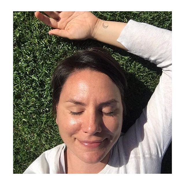 Wanna feel this blissed out? Come and meet this beautiful face, Shayne on Sunday for our new time slot- 9-1030 Yin Yang! Yew! 🙏
