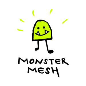 Monster Mesh: a local social network