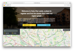 Leeds Data City