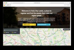 Leeds Data City