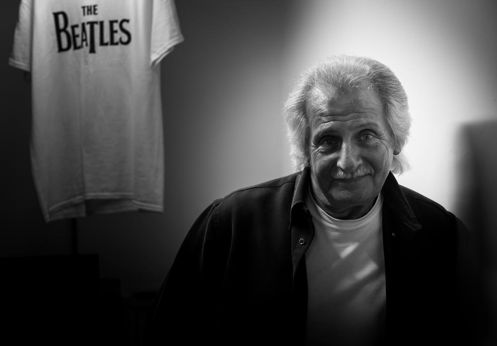 Beatle's drummer, Pete Best