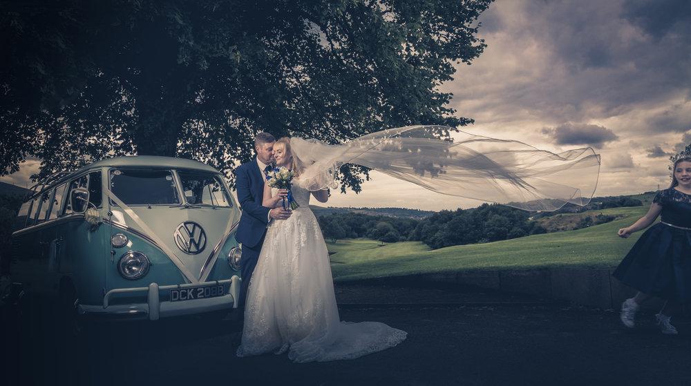 wedding bride and groom stalybridge volkswagon camper van.jpg