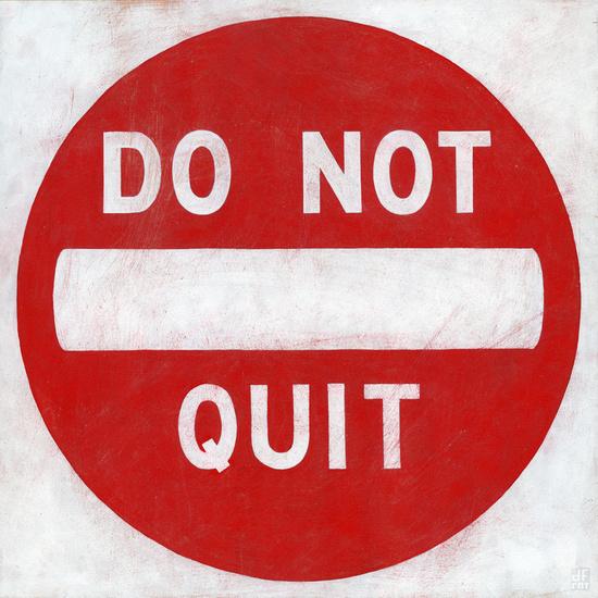 DO NOT QUIT