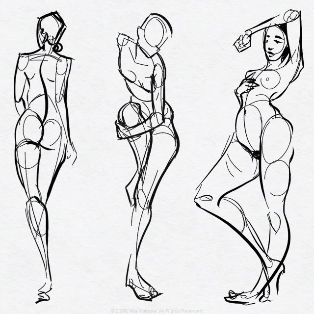 FIGURE CLASS DRAWING