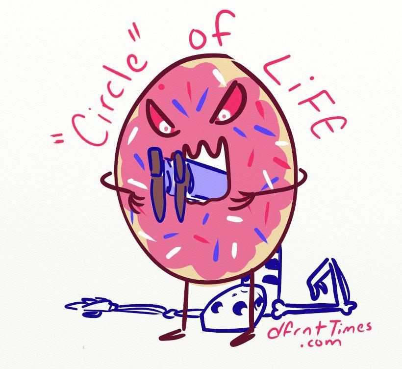 """""""CIRCLE"""" OF LIFE"""