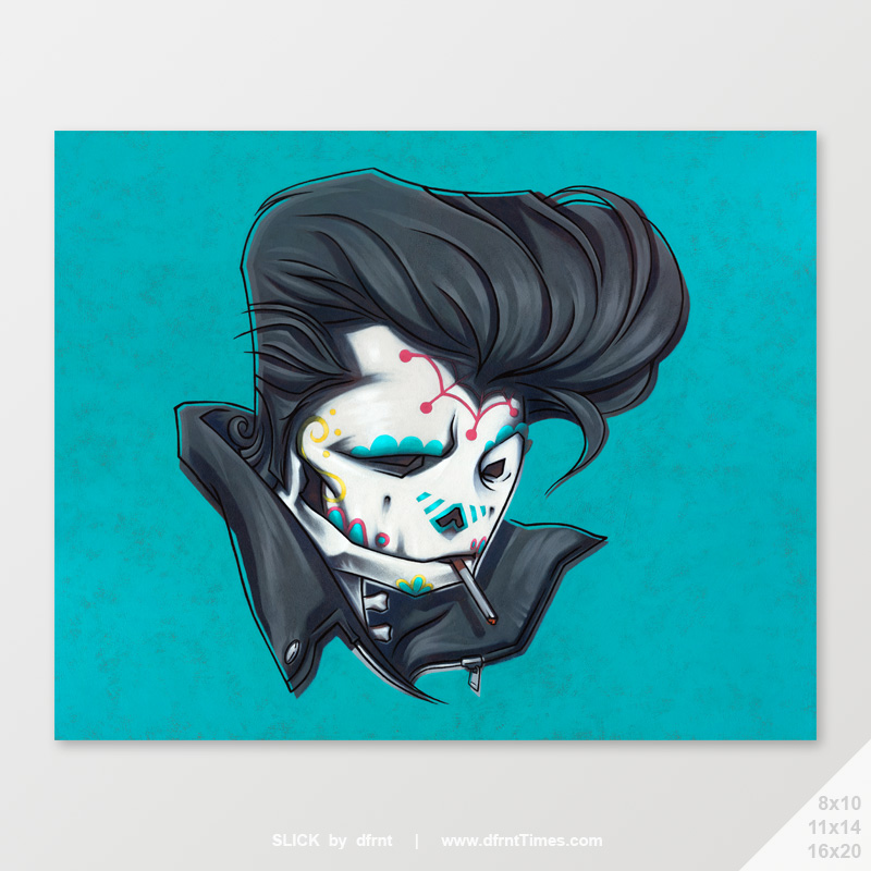 SLICK / PAINT