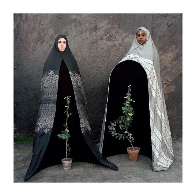 Maïmouna Guerresi. 'Adji and Valentina', 2004. #MaimounaGuerresi