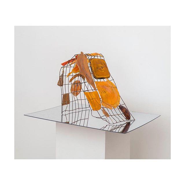 Elisa Lendvay. 'Orange Wave', 2014. #ElisaLendvay