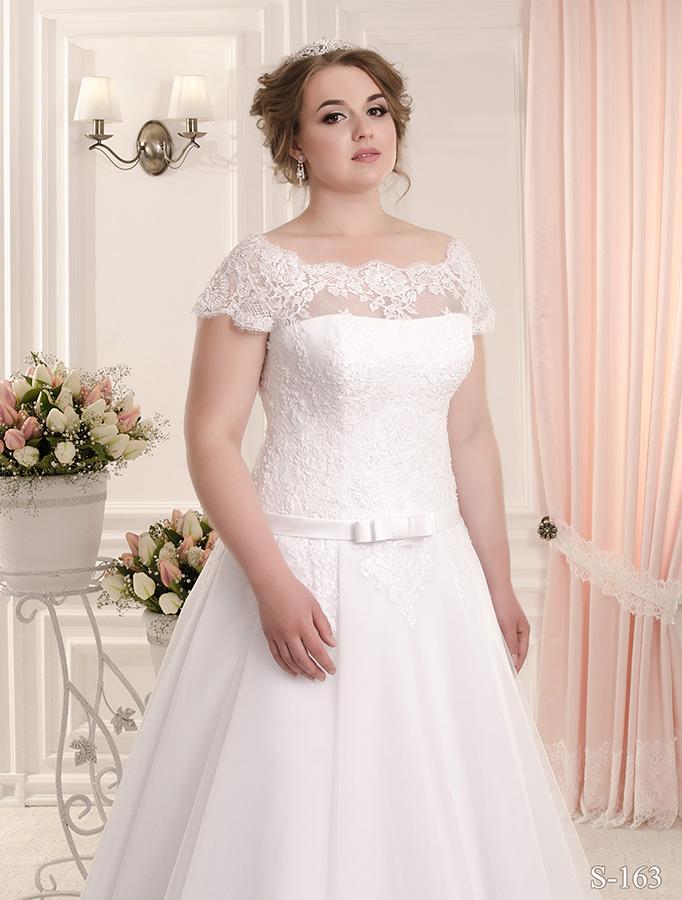b799e6c32617 Collezione Giunone - Vestiti da Sposa taglie forti e comode — Anne ...