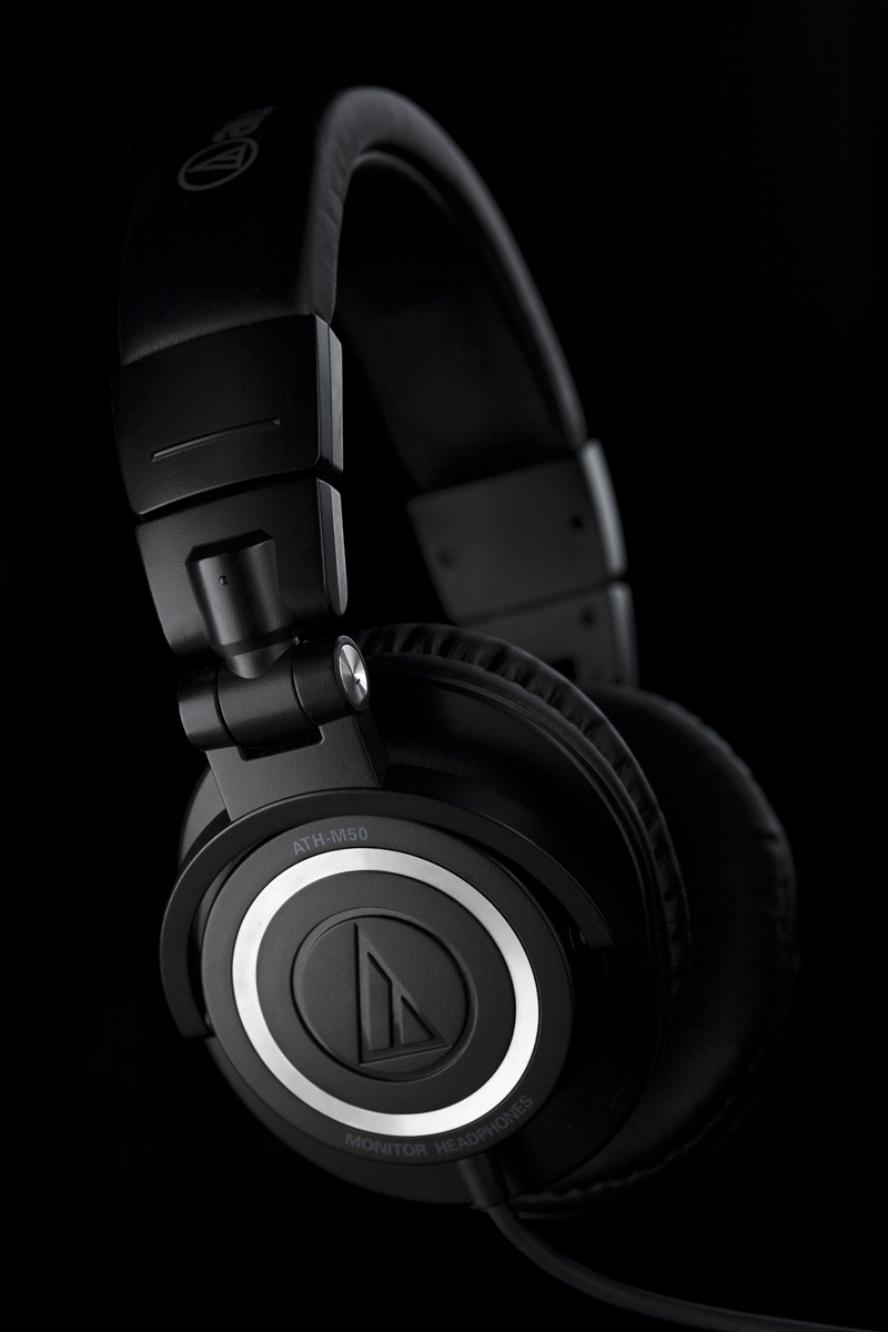 Audio Technica M50 Headphones by Reece McMillan