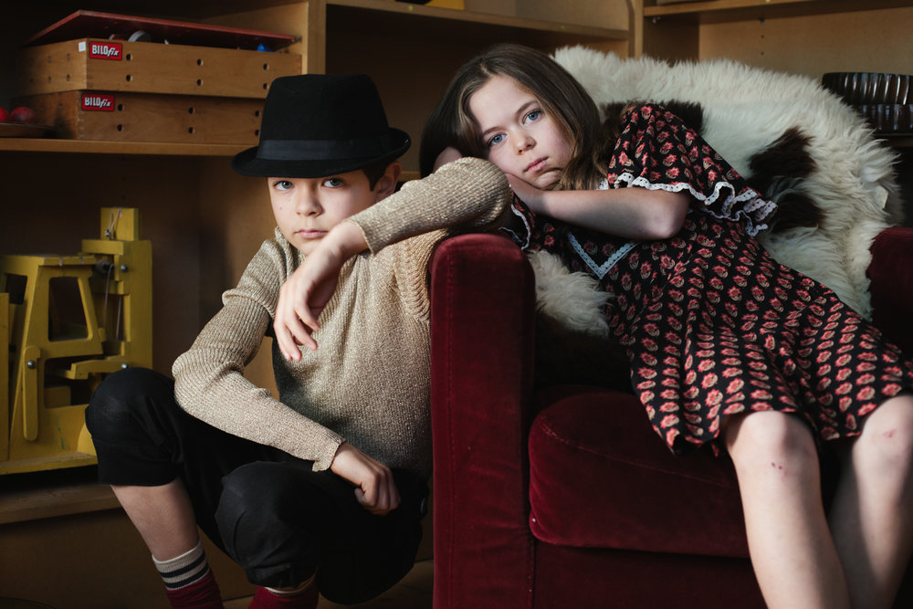 London kids fashion photographer